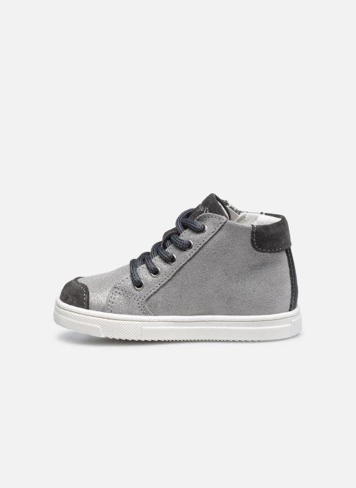 Stiefeletten & Boots Primigi PGR 64063 grau ansicht von vorne
