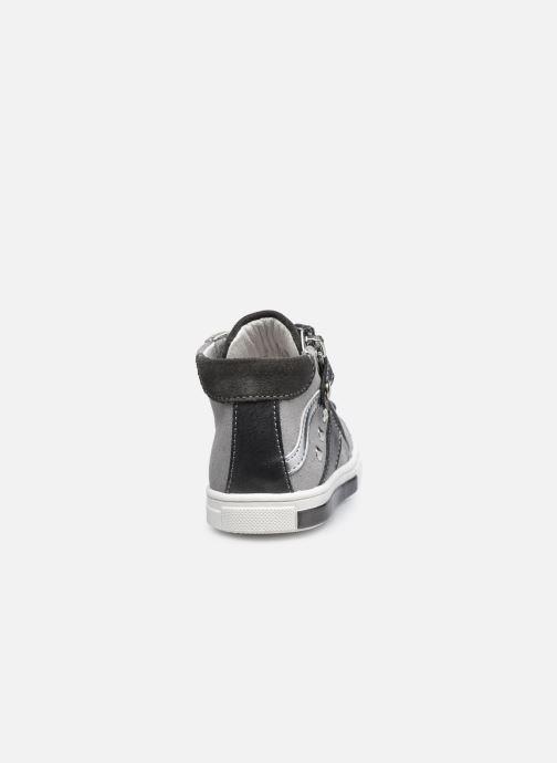 Stiefeletten & Boots Primigi PGR 64063 grau ansicht von rechts