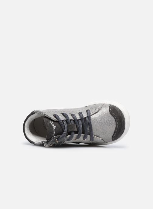 Stiefeletten & Boots Primigi PGR 64063 grau ansicht von links