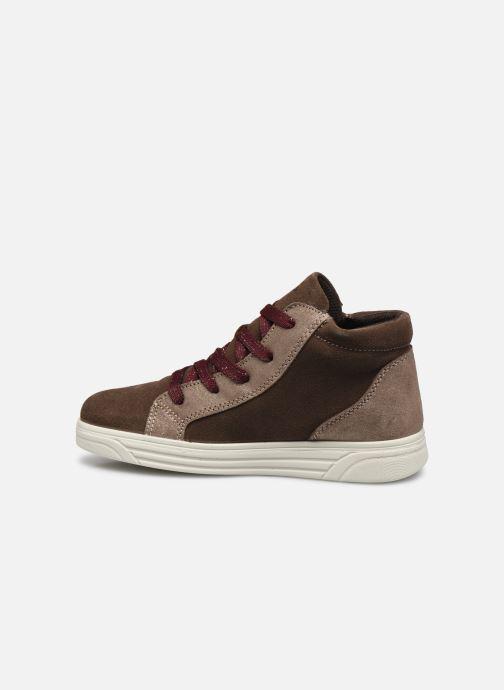Sneaker Primigi PUA GTX 63779 braun ansicht von vorne