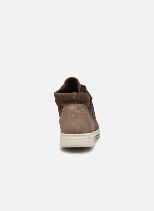 Sneaker Primigi PUA GTX 63779 braun ansicht von rechts