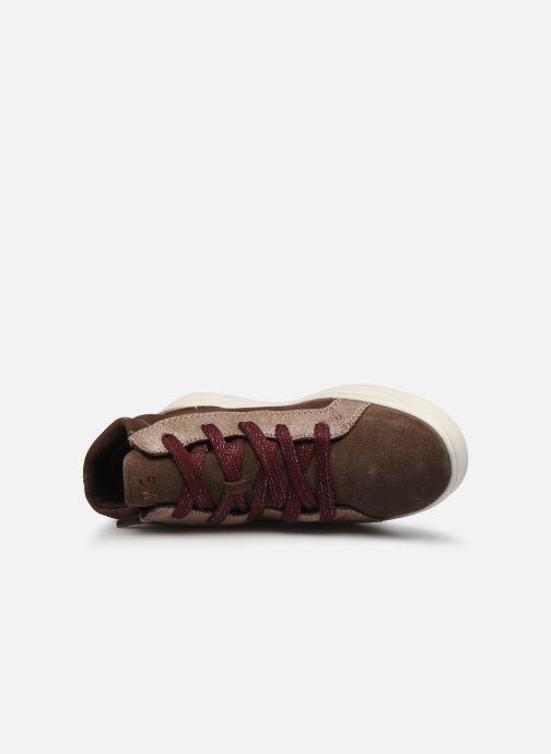 Sneaker Primigi PUA GTX 63779 braun ansicht von links
