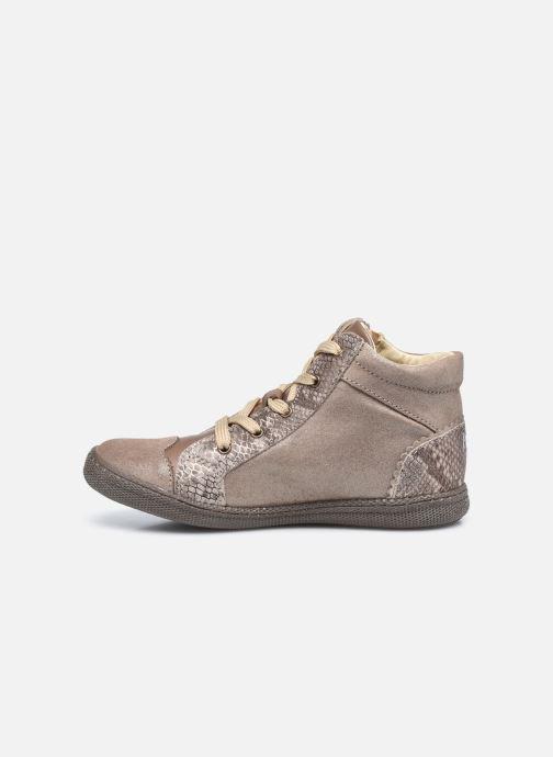 Sneaker Primigi PTF 64322 braun ansicht von vorne