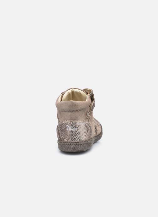 Sneaker Primigi PTF 64322 braun ansicht von rechts