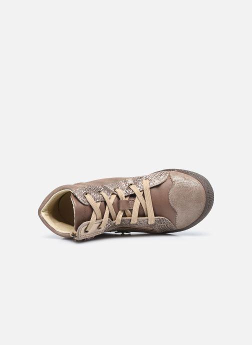 Sneaker Primigi PTF 64322 braun ansicht von links
