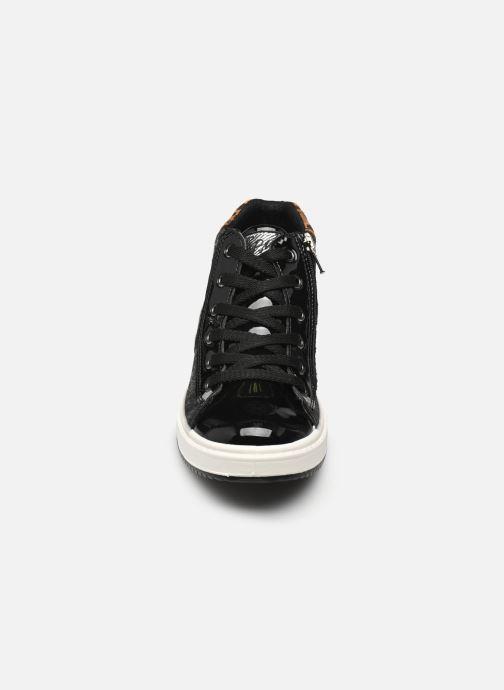 Sneaker Primigi PCC 63789 schwarz schuhe getragen