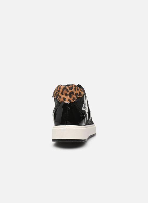 Sneaker Primigi PCC 63789 schwarz ansicht von rechts