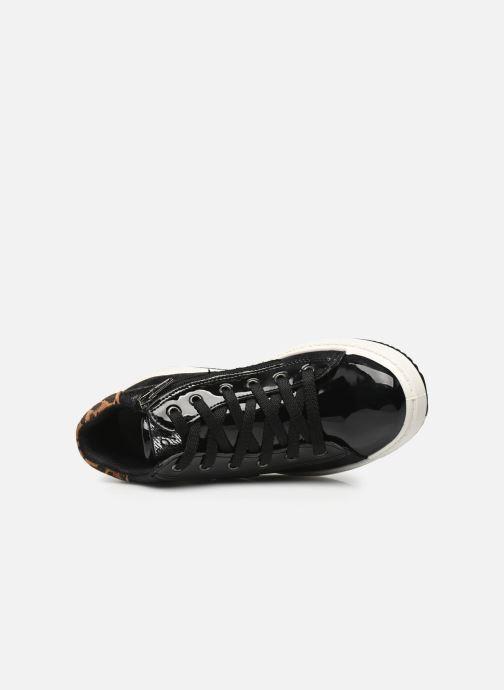 Sneaker Primigi PCC 63789 schwarz ansicht von links