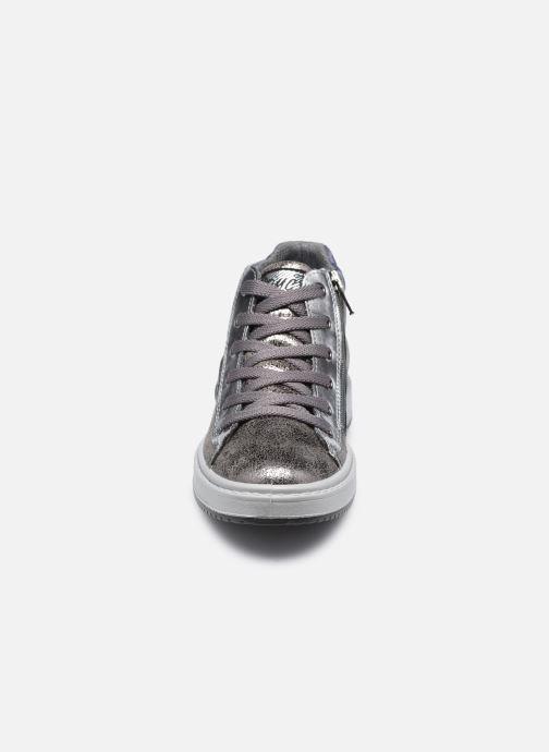 Baskets Primigi PCC 63789 Argent vue portées chaussures