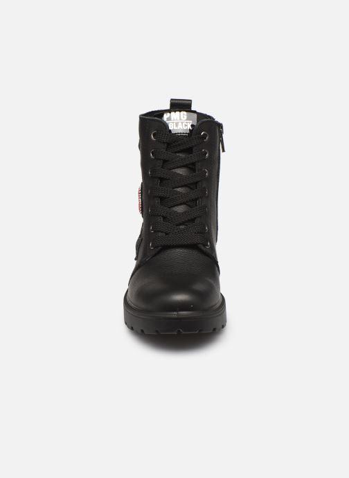 Bottes Primigi PCT 63664 Noir vue portées chaussures