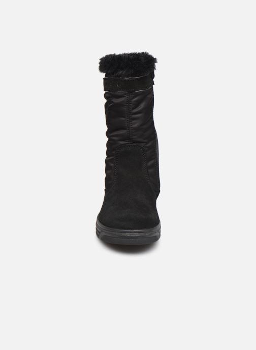 Stiefel Primigi PUA GTX 63780 schwarz schuhe getragen