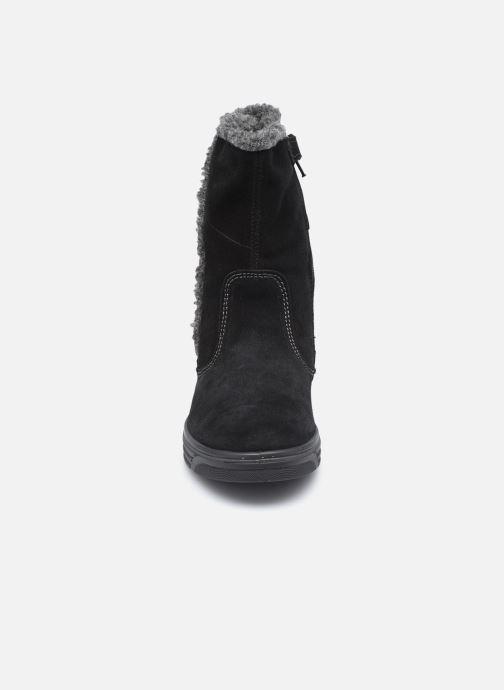 Stiefel Primigi PUA GTX 63781 schwarz schuhe getragen