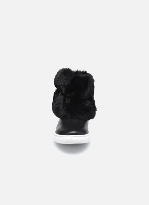 Bottes Primigi PLX 64560 Noir vue portées chaussures