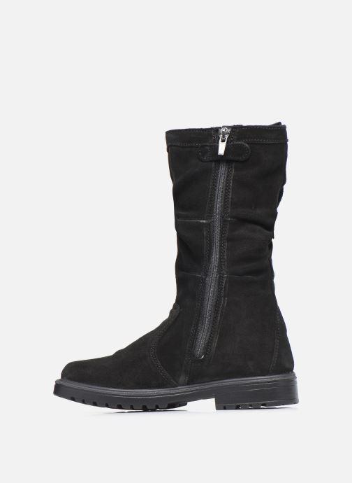 Stiefel Primigi PHR GTX 63656 schwarz ansicht von vorne