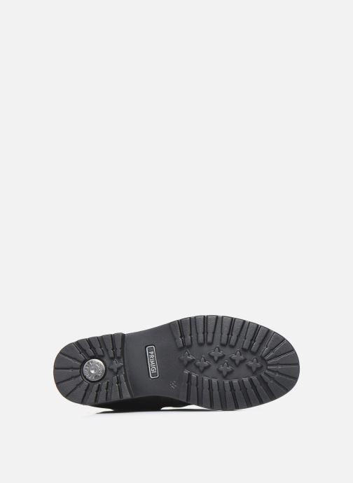 Stiefel Primigi PHR GTX 63656 schwarz ansicht von oben