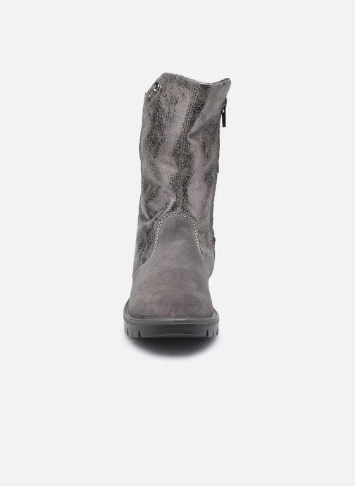 Stiefel Primigi PRO 63645 grau schuhe getragen