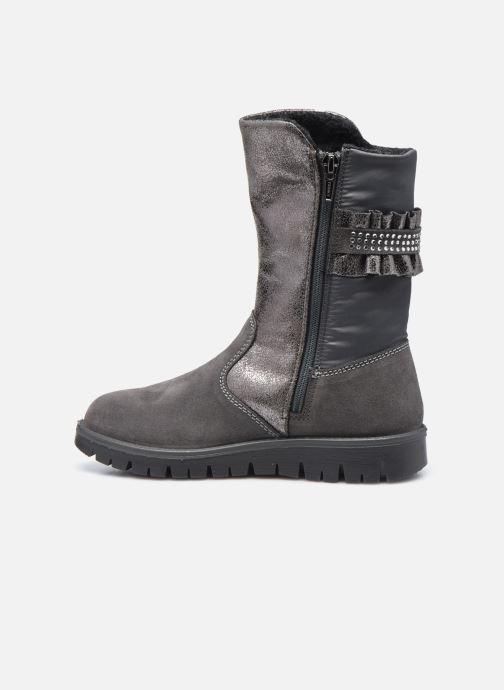 Stiefel Primigi PRO 63645 grau ansicht von vorne