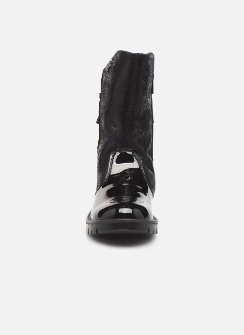 Stiefel Primigi PRO 63645 schwarz schuhe getragen