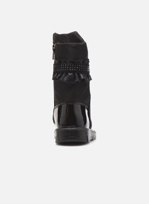 Stiefel Primigi PRO 63645 schwarz ansicht von rechts