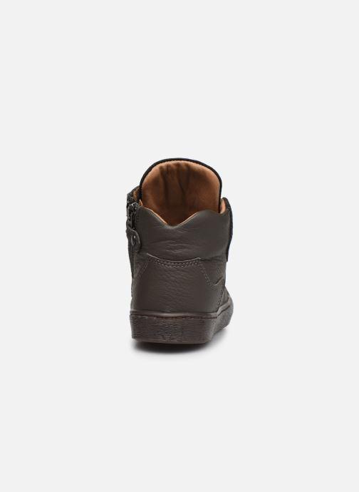 Sneaker Primigi PTM 64231 grau ansicht von rechts