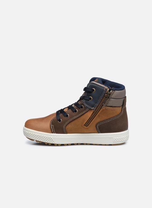Sneakers Primigi PBY GTX 63969 Marrone immagine frontale