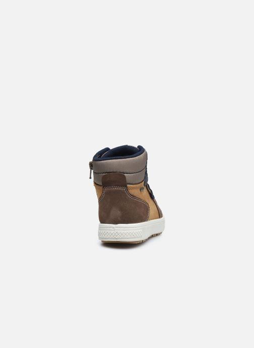 Sneakers Primigi PBY GTX 63969 Marrone immagine destra
