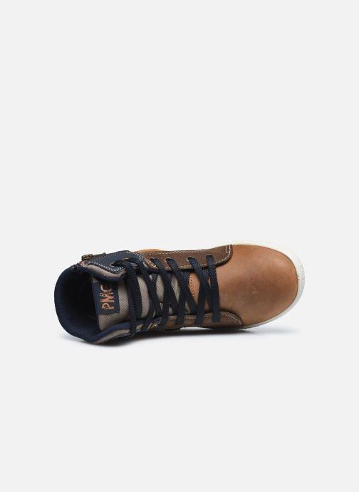 Sneakers Primigi PBY GTX 63969 Marrone immagine sinistra