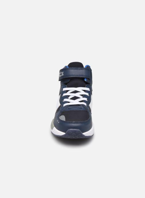 Baskets Primigi PME 64534 Bleu vue portées chaussures
