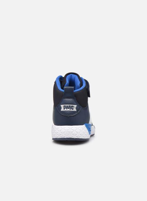 Baskets Primigi PME 64534 Bleu vue droite