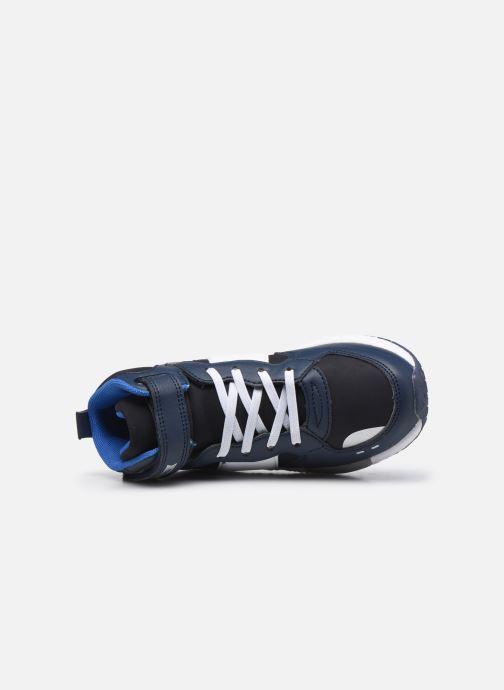 Baskets Primigi PME 64534 Bleu vue gauche