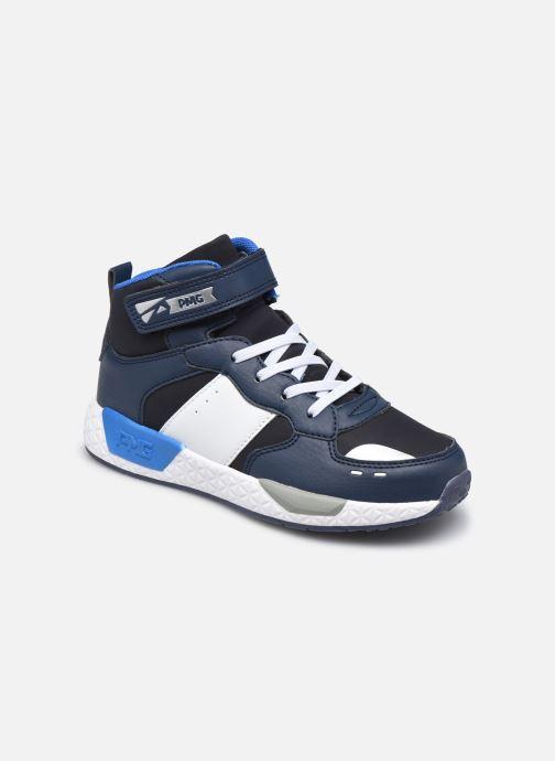 Baskets Primigi PME 64534 Bleu vue détail/paire