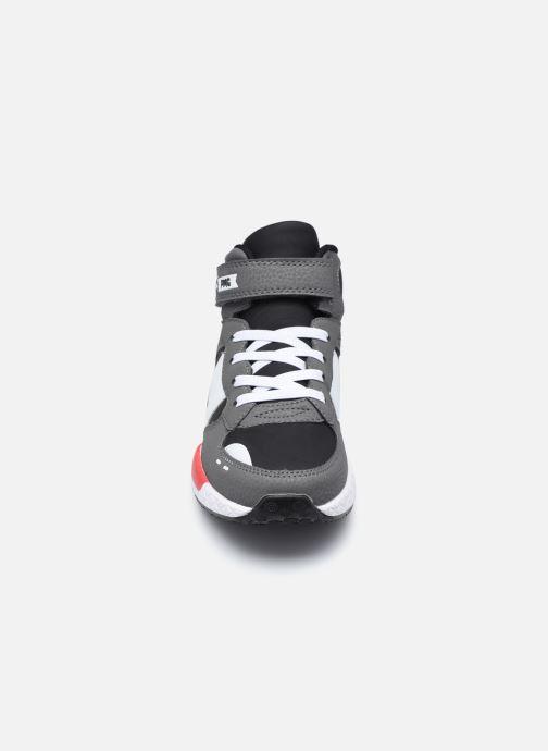 Sneaker Primigi PME 64534 grau schuhe getragen