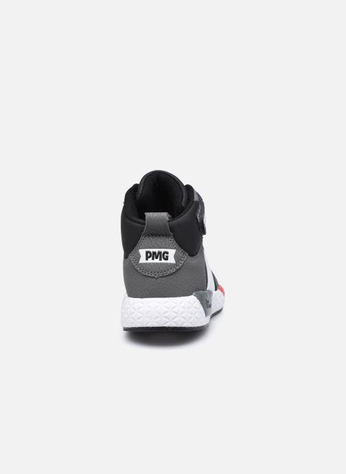 Sneaker Primigi PME 64534 grau ansicht von rechts