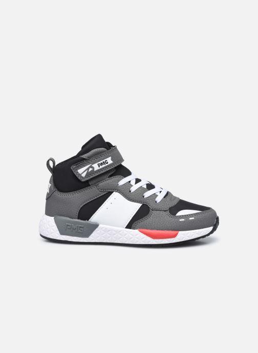Sneaker Primigi PME 64534 grau ansicht von hinten