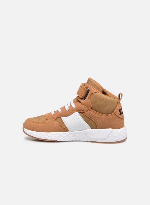 Sneaker Primigi PME 64534 braun ansicht von vorne