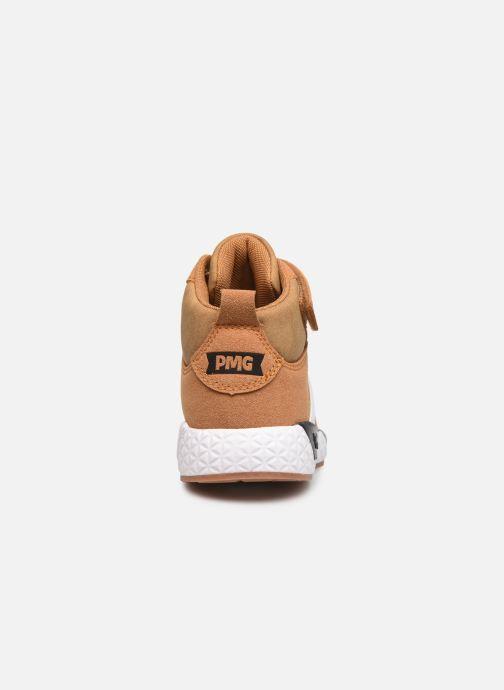 Sneaker Primigi PME 64534 braun ansicht von rechts