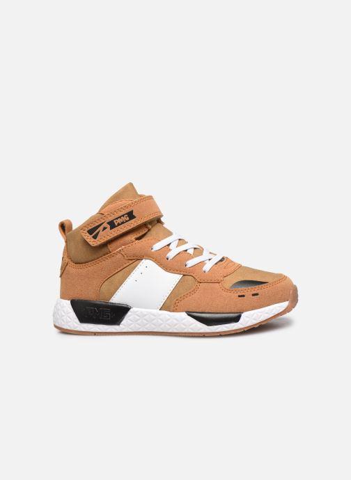 Sneaker Primigi PME 64534 braun ansicht von hinten