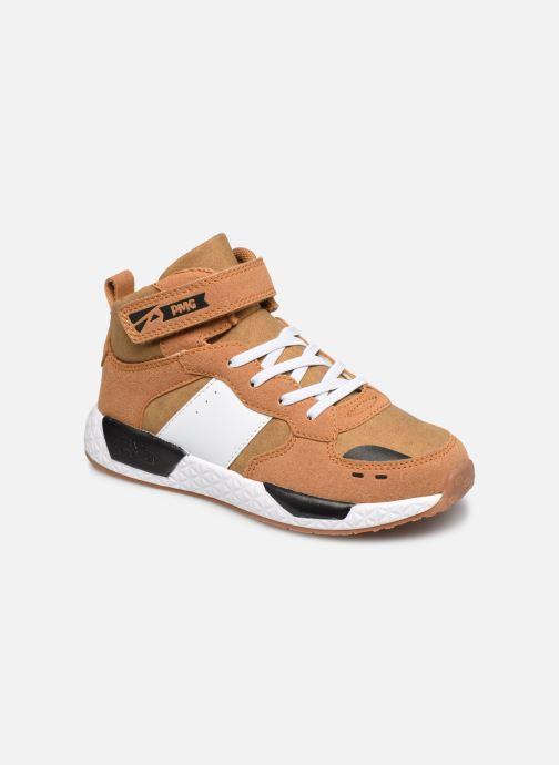 Sneaker Primigi PME 64534 braun detaillierte ansicht/modell
