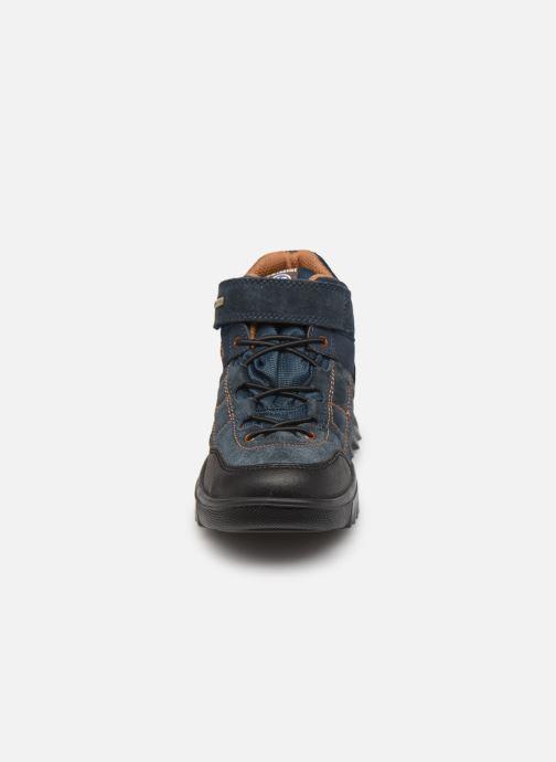 Bottines et boots Primigi PHZ GTX 63943 Bleu vue portées chaussures