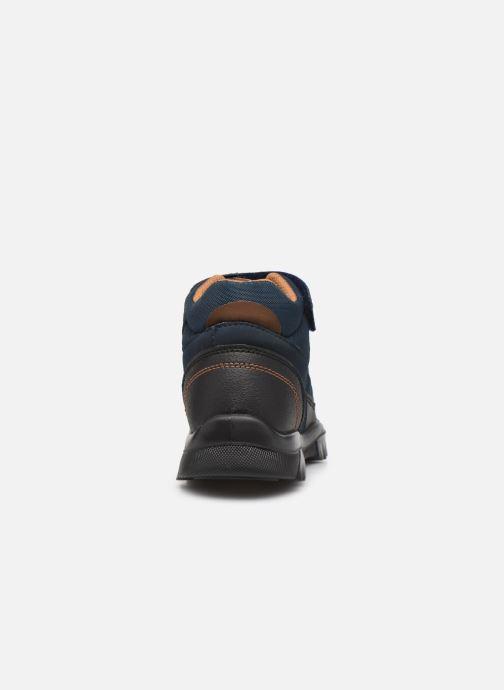 Bottines et boots Primigi PHZ GTX 63943 Bleu vue droite