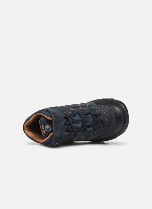 Bottines et boots Primigi PHZ GTX 63943 Bleu vue gauche