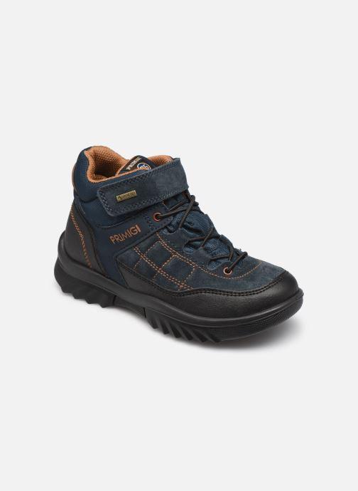 Bottines et boots Primigi PHZ GTX 63943 Bleu vue détail/paire