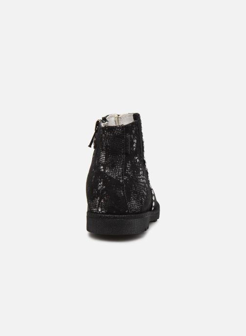 Stiefeletten & Boots Primigi PLO 64160 schwarz ansicht von rechts