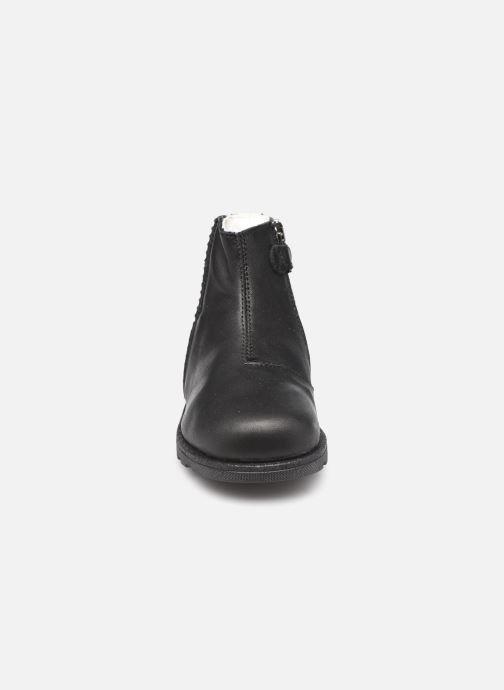 Bottines et boots Primigi PLO 64160 Noir vue portées chaussures