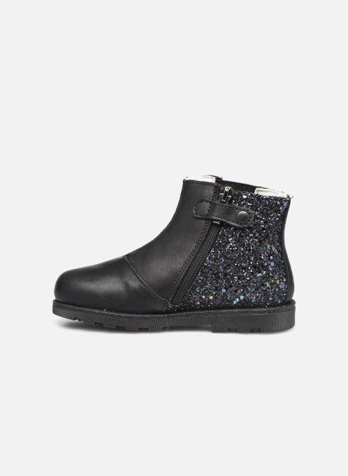 Bottines et boots Primigi PLO 64160 Noir vue face