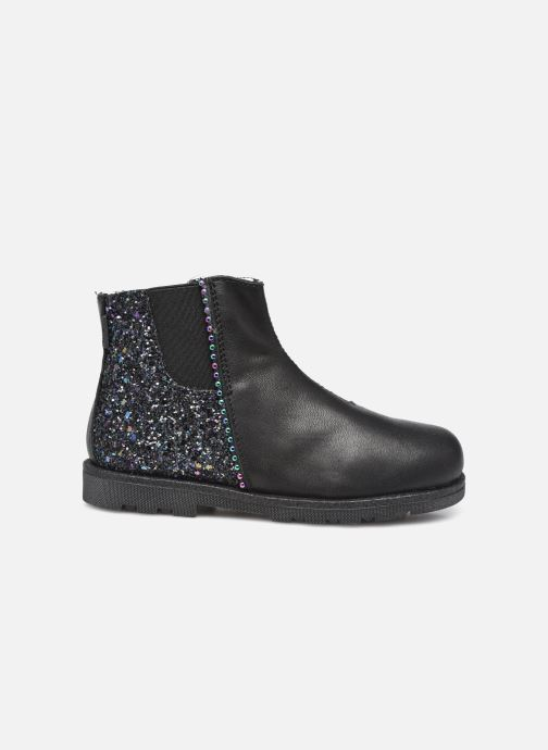 Bottines et boots Primigi PLO 64160 Noir vue derrière