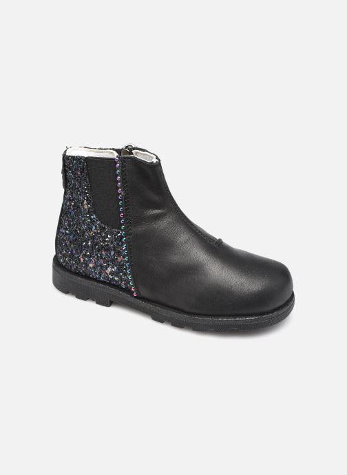 Bottines et boots Primigi PLO 64160 Noir vue détail/paire
