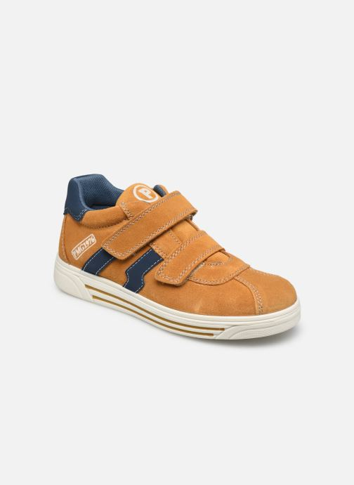 Sneaker Primigi PUA 63785 gelb detaillierte ansicht/modell