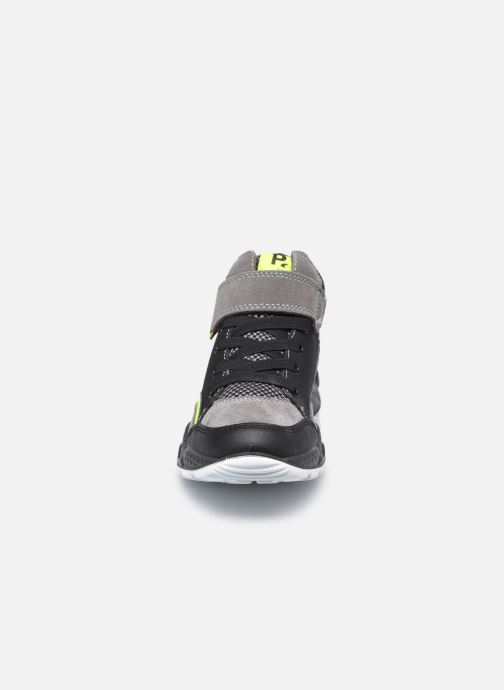 Sneaker Primigi PTB 63959 grau schuhe getragen