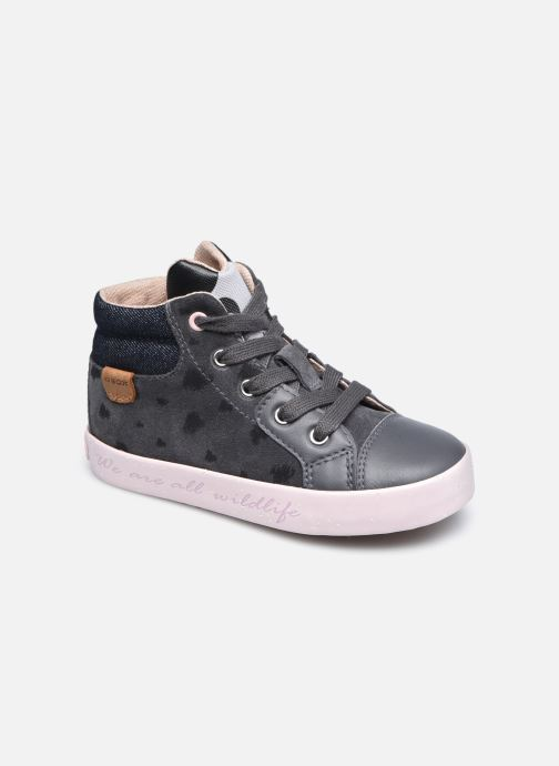 Sneaker Geox B Kilwi Girl B04D5C x WWF grau detaillierte ansicht/modell